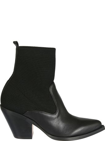 Kendall + Kylie Sock Wester Boots