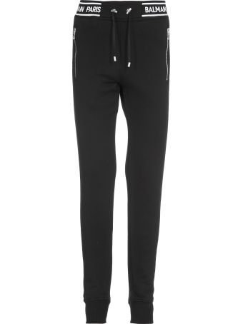 Balmain Cotton Pants