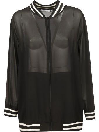 Blugirl Sheer Oversized Jacket
