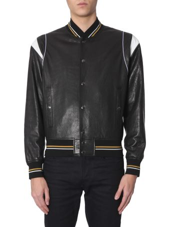Givenchy Leather Bomber