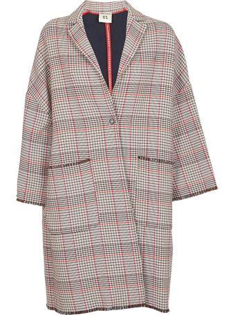 SEMICOUTURE Oversized Coat