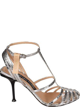 Sergio Rossi Trim Sandals