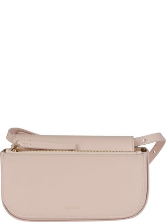 Ree Projects Nude Pink Leather Bag