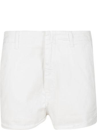 Dondup Embroidered Logo Shorts