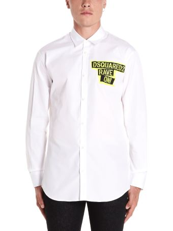 Dsquared2 'rave On' Shirt