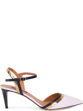 Ralph Lauren White Sandals