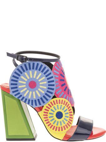 Kat Maconie Multicolour Frida Sandals