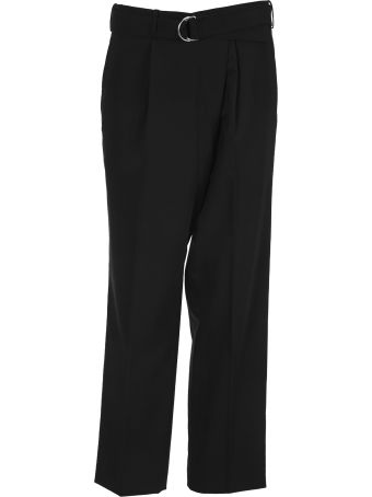 Helmut Lang Pleated Pants