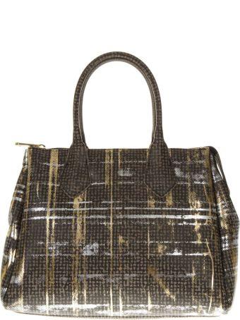 Gianni Chiarini Big Golden/brown Bag