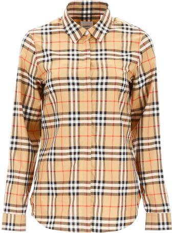 Burberry Tartan Shirt