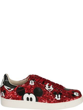 M.O.A. master of arts Moa Master Of Arts All-over Sequin Sneakers