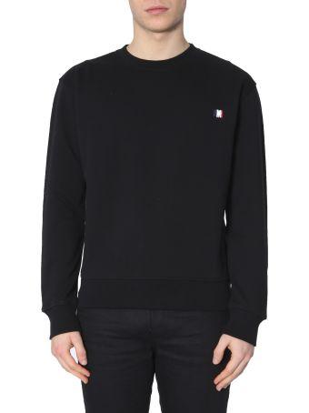 Ami Alexandre Mattiussi Sweatshirt With Logo Embroidery