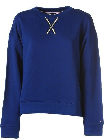 Tommy Hilfiger Tape Detail Sweatshirt