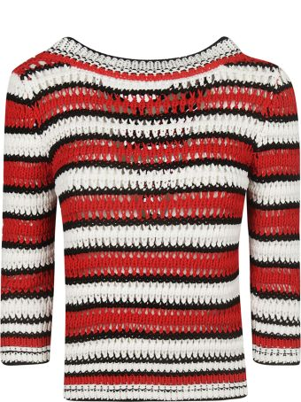 Ermanno Scervino Knitted Top