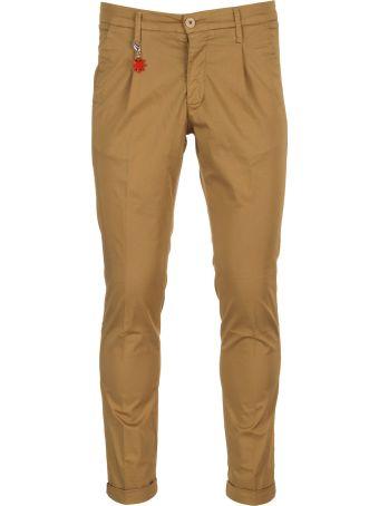Manuel Ritz Cotton Trousers