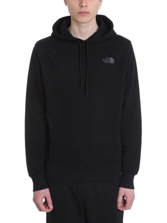 The North Face Black Cotton Hoodie