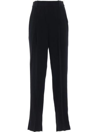 Emporio Armani Loose Tailored Trousers