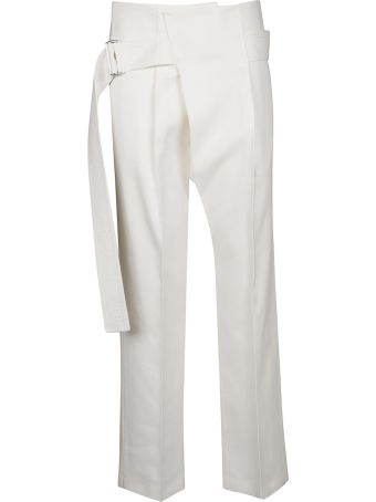 Victoria Beckham Belted Trousers