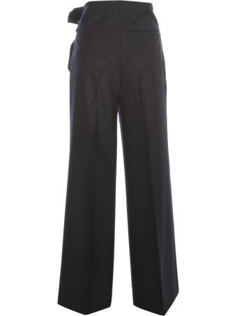 Victoria Beckham Tie Waist Trouser