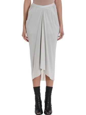 Rick Owens Kite Babel Skirt