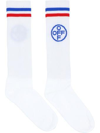 Off-White 'socks Tab' Socks