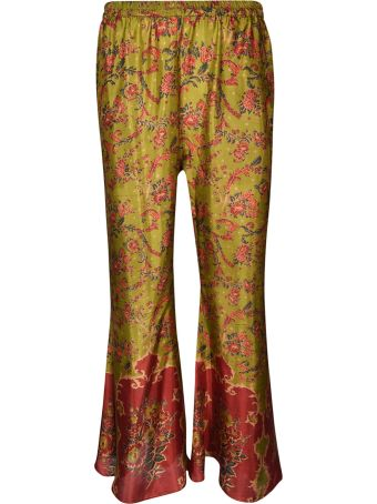 Mes Demoiselles Printed Trousers