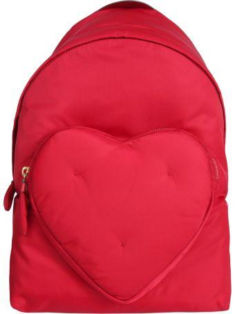 Anya Hindmarch Chubby Heart Backpack