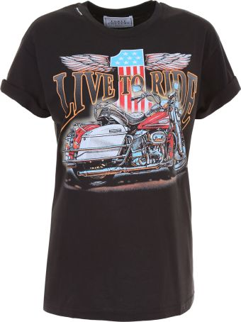Forte Couture Live To Ride T-shirt
