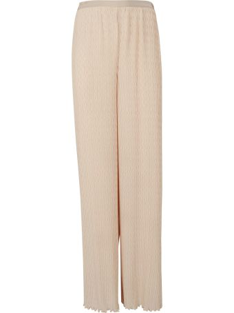 Max Mara Pianoforte Max Mara Pleated Flared Trousers