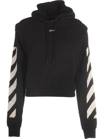 Off-White Snap Sweatshirt