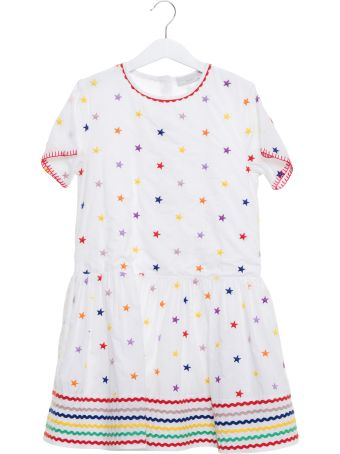 Stella McCartney Star Embroideries Dress