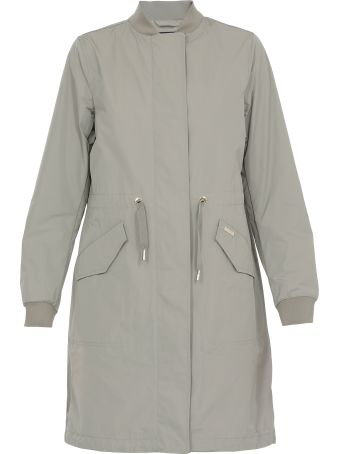 Woolrich Tech Fabric Jacket