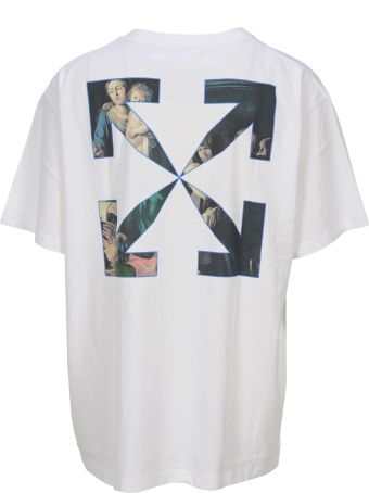 Off-White Off White Caravaggio Painting T-shirt