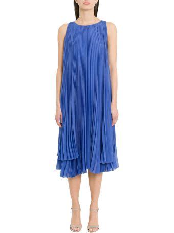 Max Mara Clelia Ppleated Midi Dress