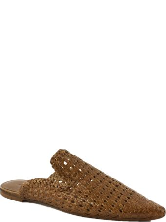 Fabio Rusconi Brown Elba Sandal