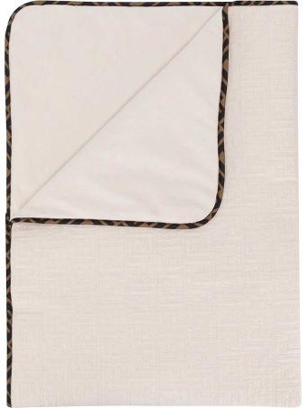 Fendi Baby Blanket