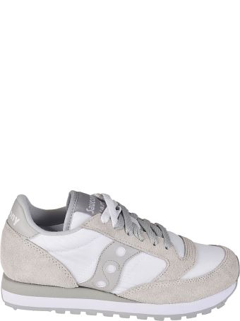 Saucony Sneaker Jazz O' White Grey