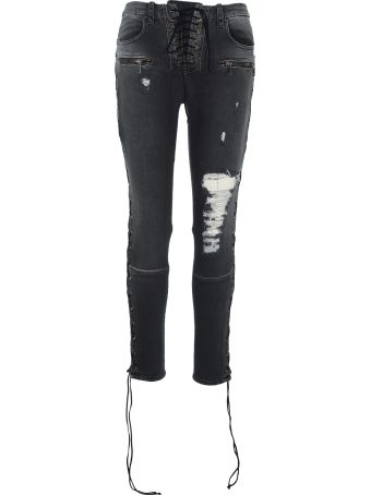 Ben Taverniti Unravel Project Unravel Unravel Project Ripped Skinny Jeans