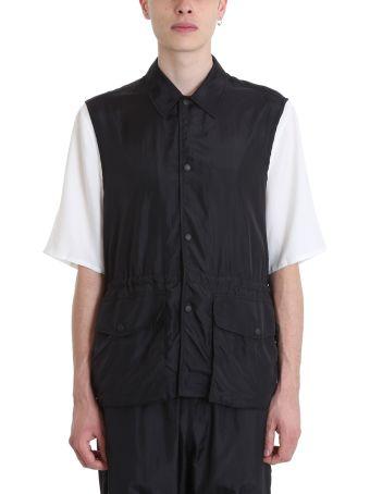 Our Legacy Black Nylon Vest