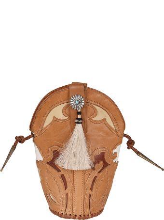 Jessie Western Boot Shoulder Bag