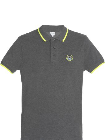 Kenzo Cotton Polo Shirt