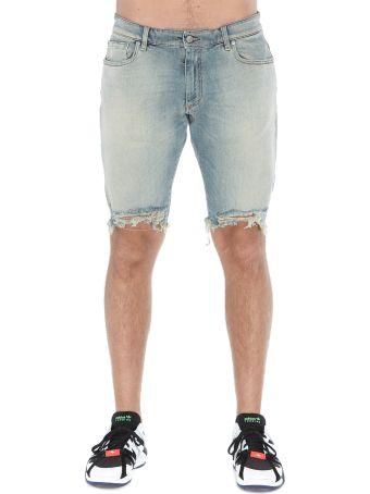 REPRESENT Denim Shorts