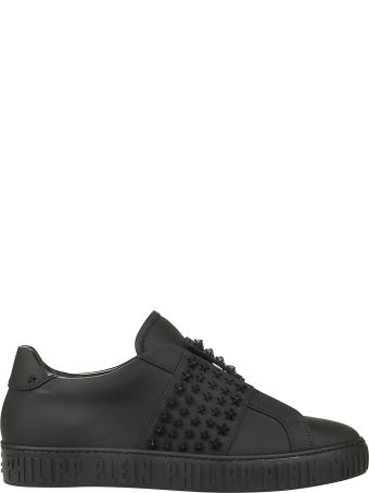 Philipp Plein Star Studded Sneakers
