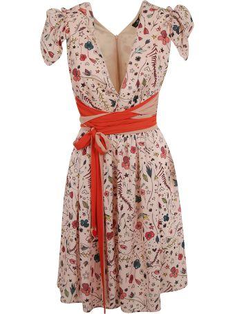 Elisabetta Franchi Celyn B. Elisabetta Franchi For Celyn B. Tied Waist Dress