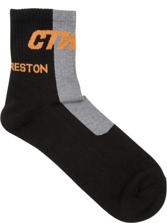 HERON PRESTON Short Socks Ctnmb Whit Code
