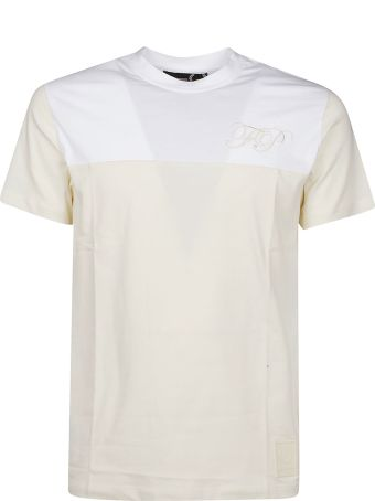 Fred Perry X Raf Simons Embroidered T-shirt