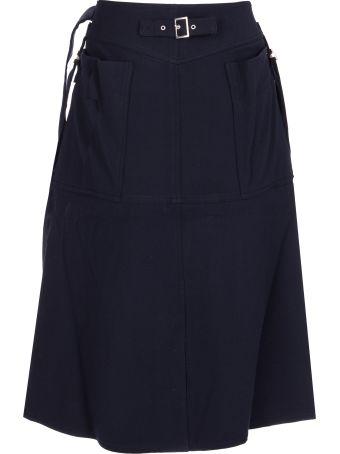 AMBUSH High Waisted Midi Skirt