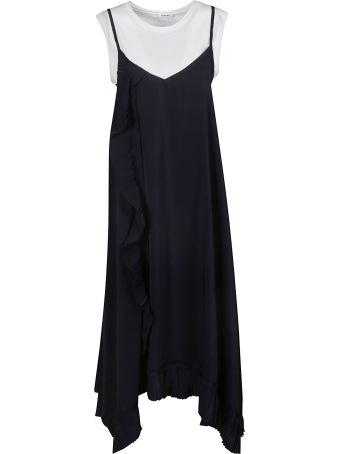 Parosh Potere Sleeveless Dress