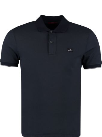 C.P. Company Tacting Cotton Piqué Polo Shirt