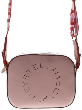 Stella McCartney Stella Logo Mini Bag Blush Con Tracolla